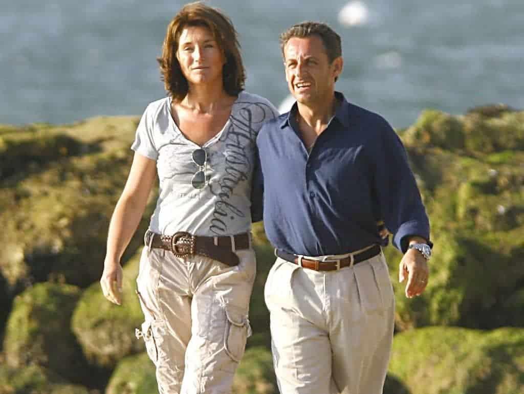 Ex Femme de Nicolas Sarkozy