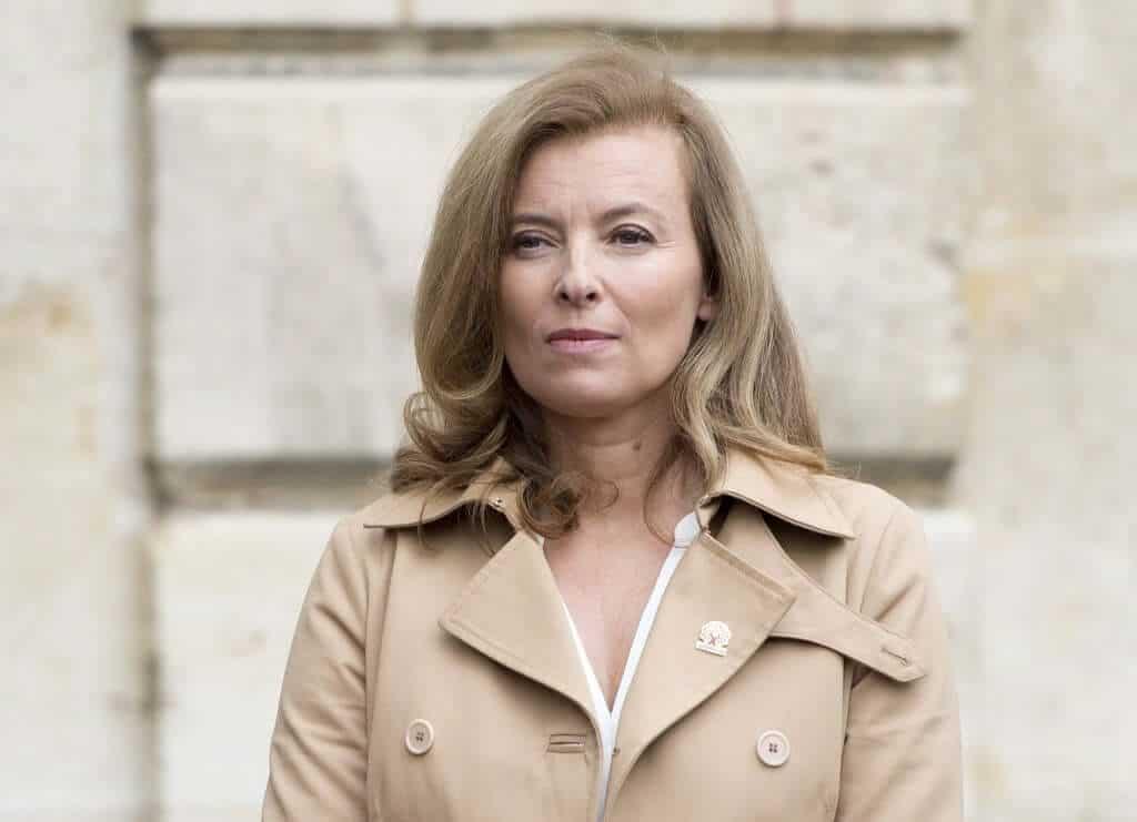 Ex Femme de François Hollande