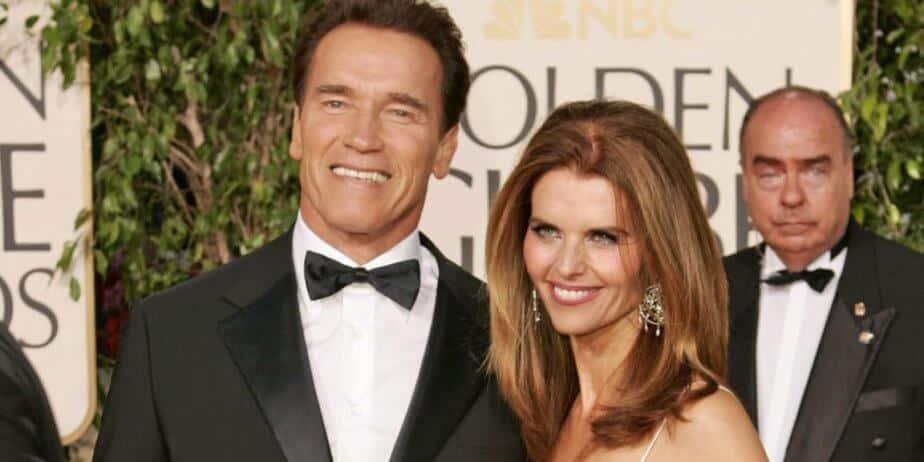 Ex Femme de Arnold Schwarzenegger