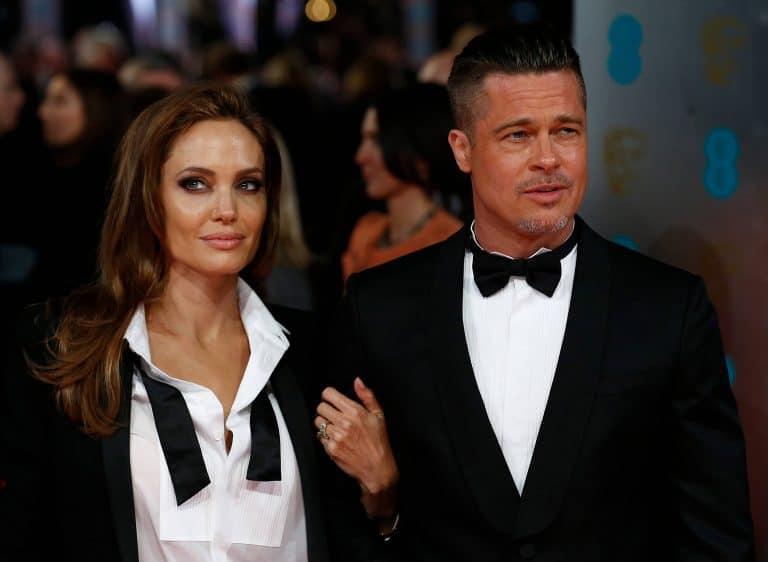 Ex Femme de Brad Pitt