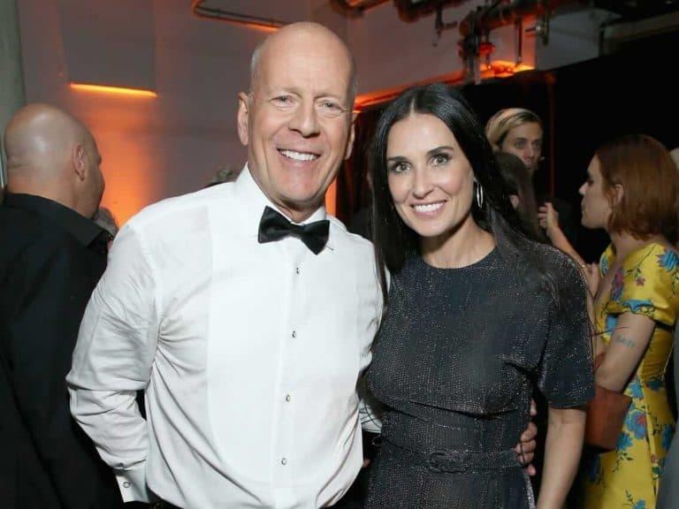Ex Femme de Bruce Willis