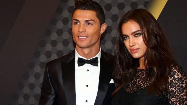 Ex Femme de Cristiano Ronaldo