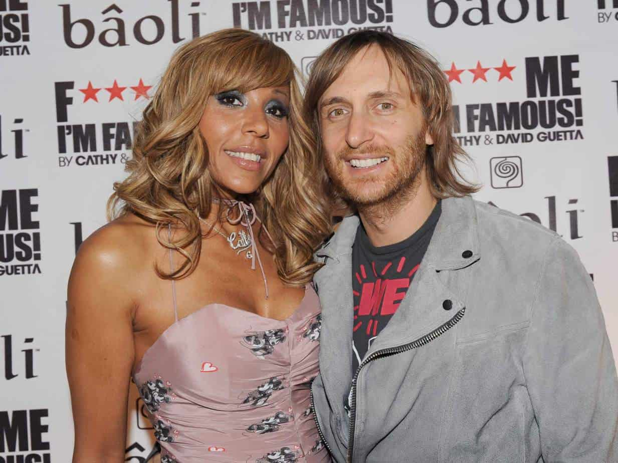 Ex Femme de David Guetta