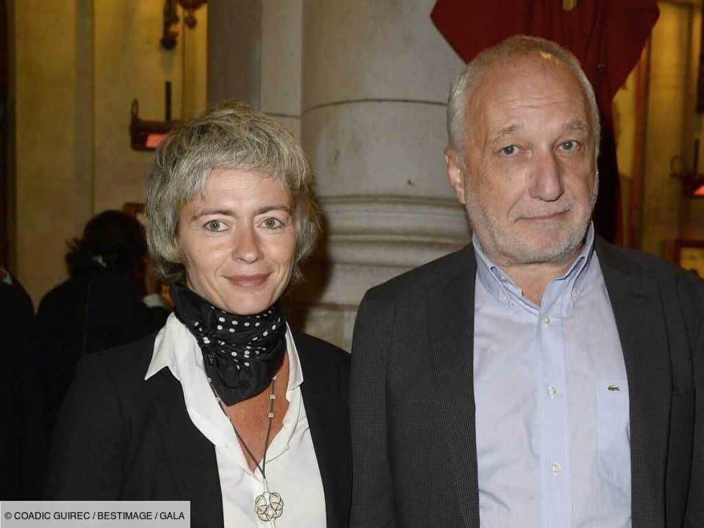 Ex Femme de François Berléand