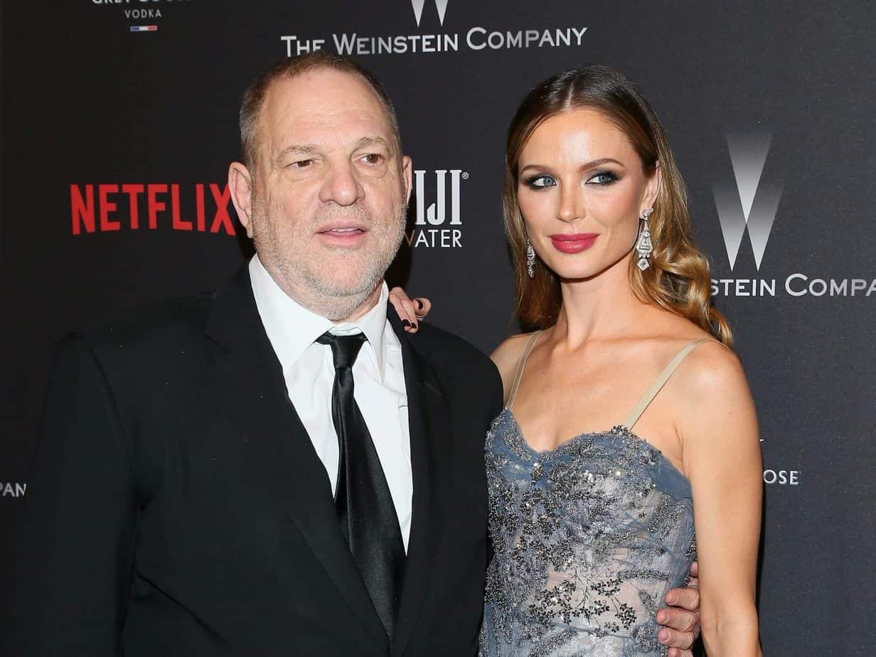 Ex Femme de Harvey Weinstein