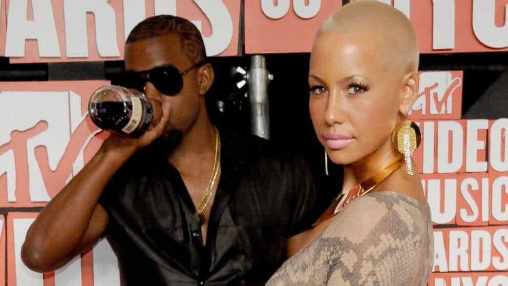 Ex Femme de Kanye West