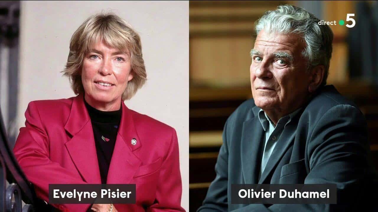 Ex Femme de Olivier Duhamel