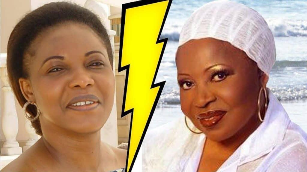 Ex Femme de Omar Bongo