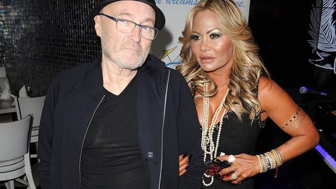 Ex Femme de Phil Collins