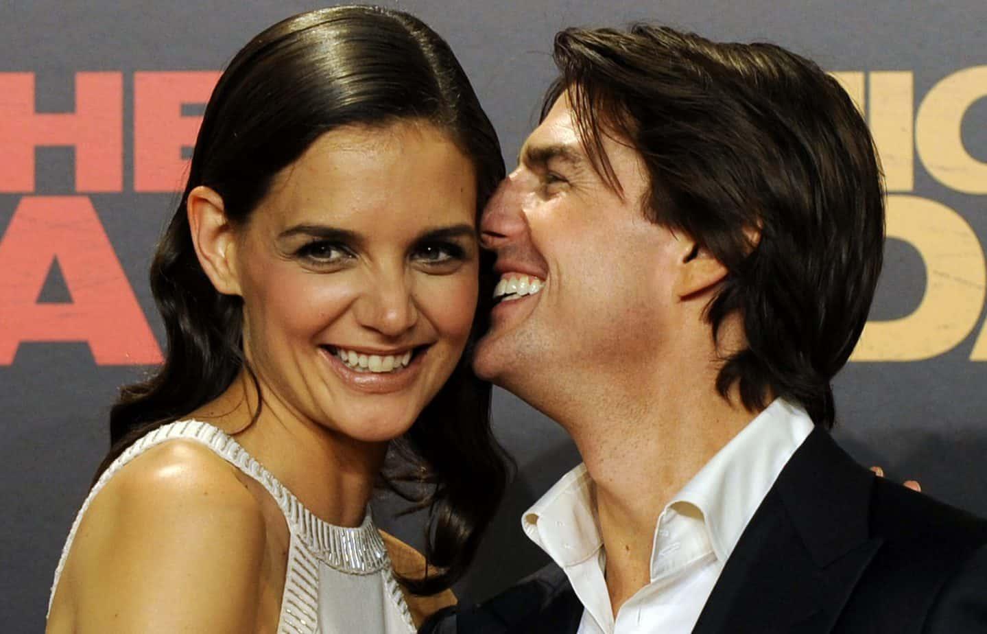 Ex Femme de Tom Cruise
