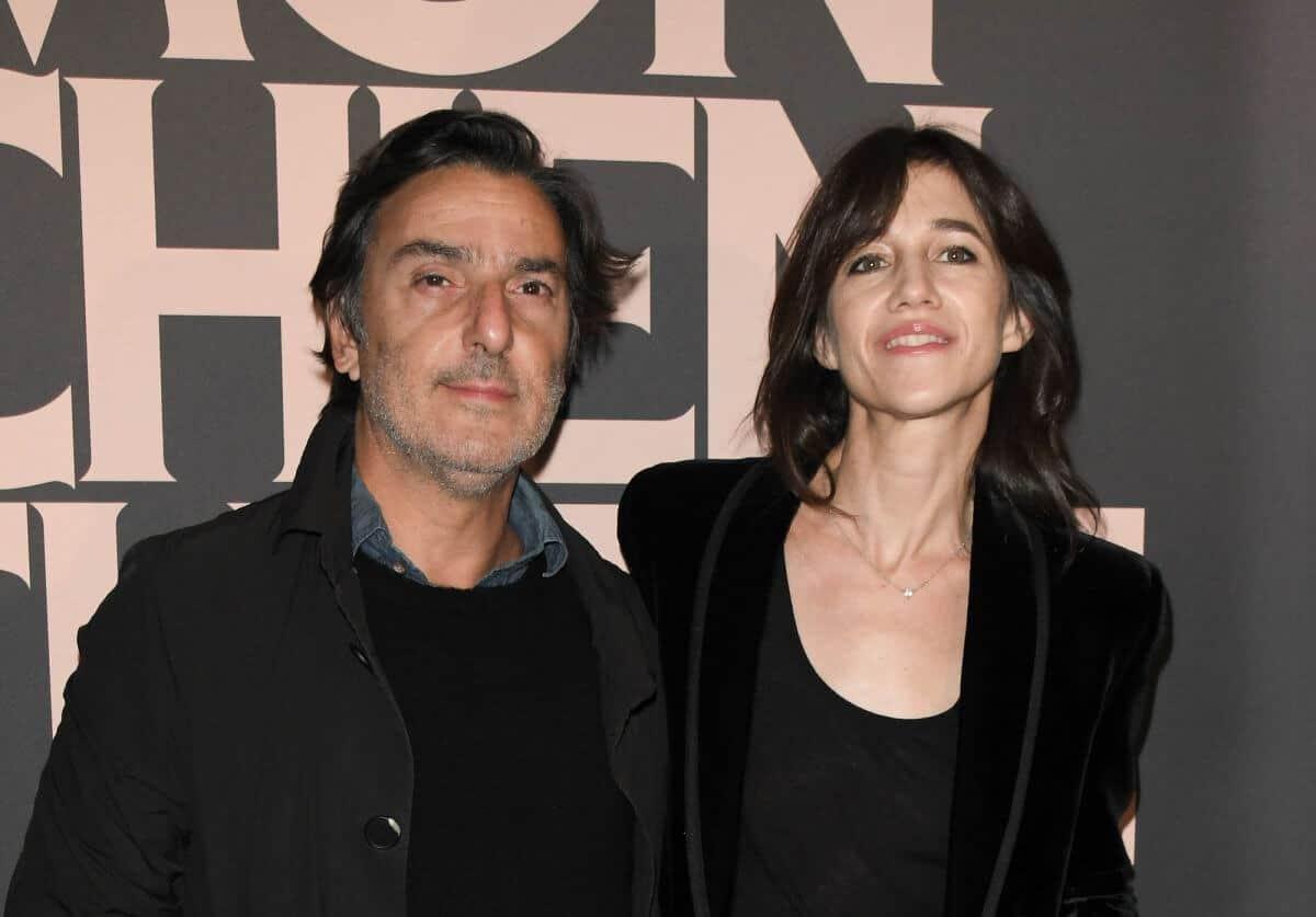 Ex Mari de Charlotte Gainsbourg