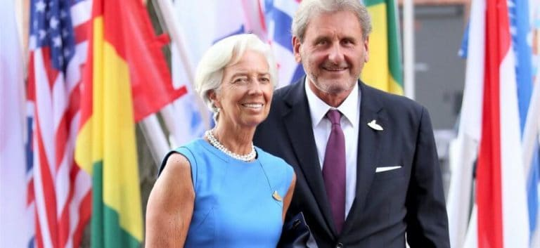 Ex Mari de Christine Lagarde