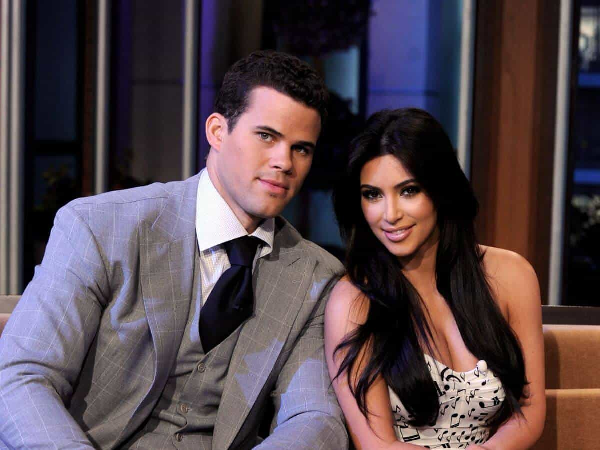 Ex Mari de Kim Kardashian