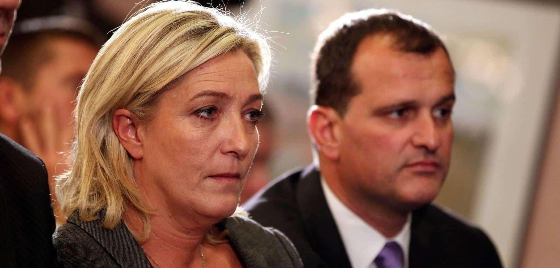 Ex Mari de Marine Le Pen