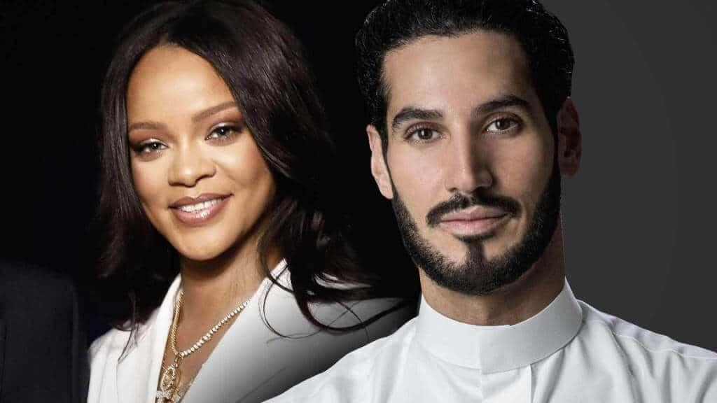 Ex Mari de Rihanna
