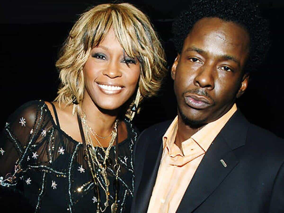Ex Mari de Whitney Houston