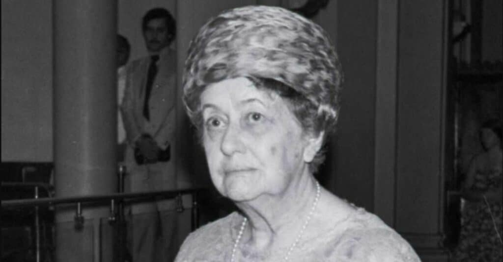 Femme de De Gaulle