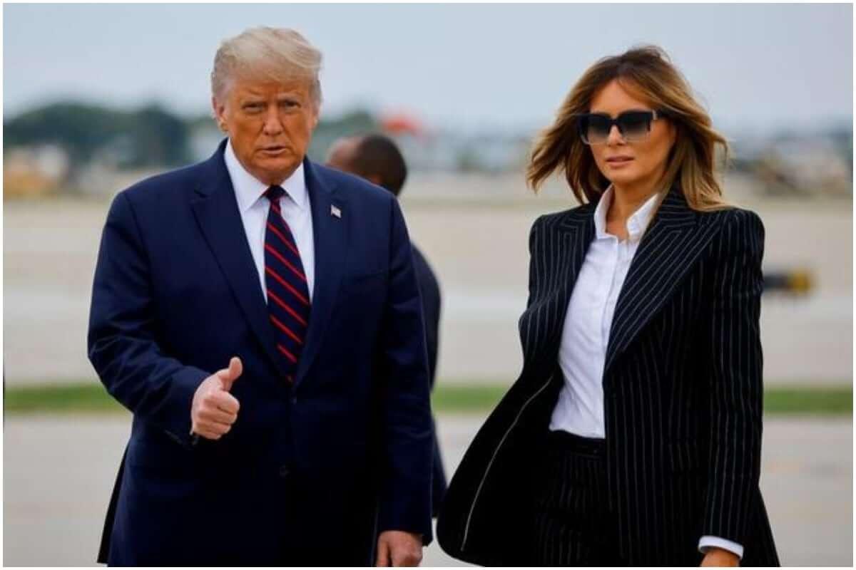 Femme de Donald Trump