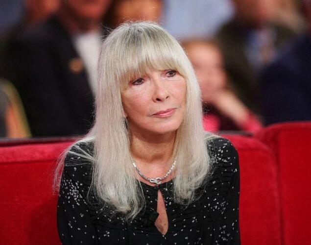 Femme de Michel Drucker