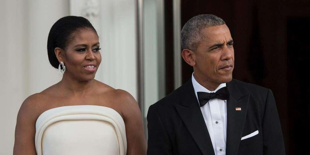 Femme de Obama