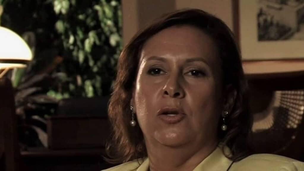 Femme de Pablo Escobar