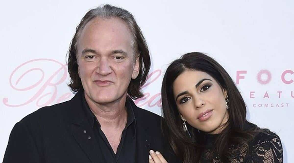Femme de Quentin Tarantino