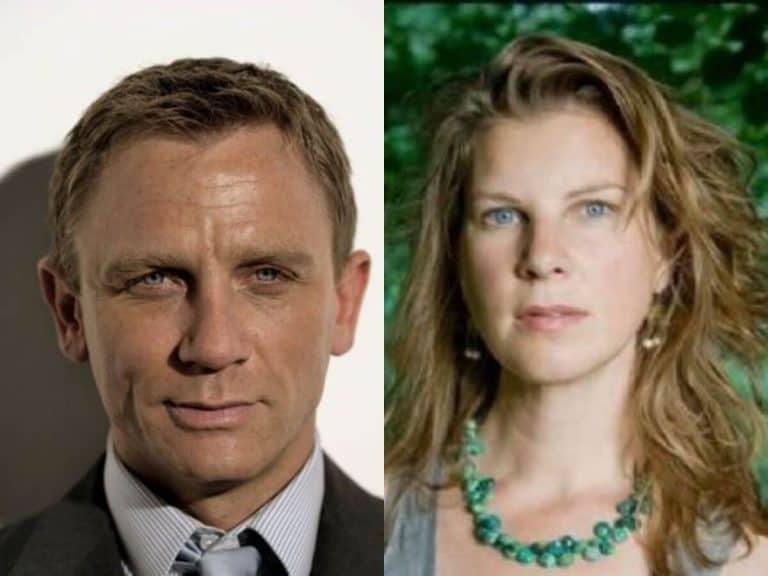 Ex Femme de Daniel Craig