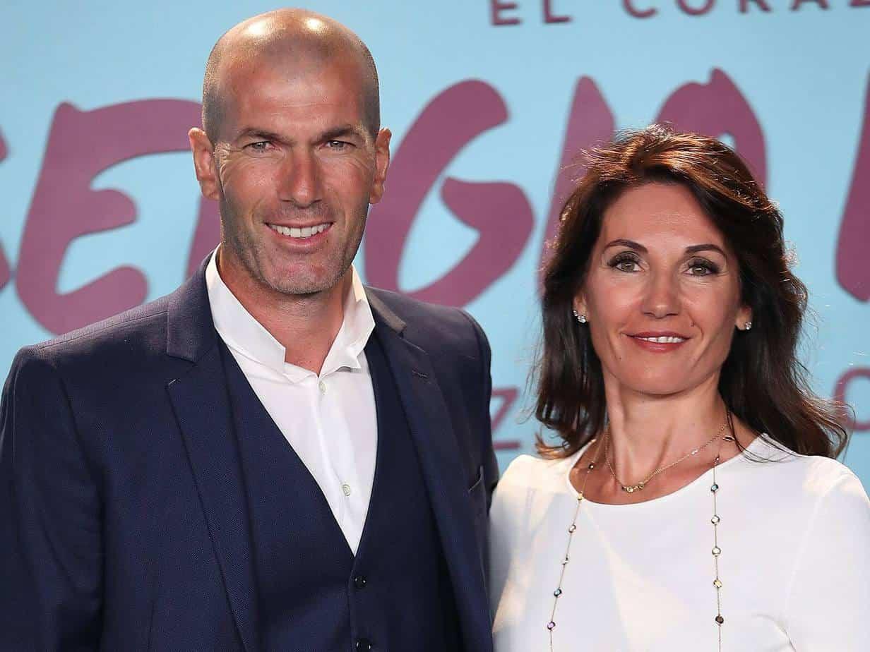 Ex Femme de Zidane