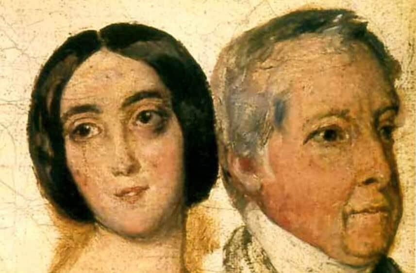 Mari de George Sand