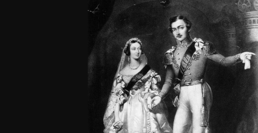 Mari de Queen Victoria
