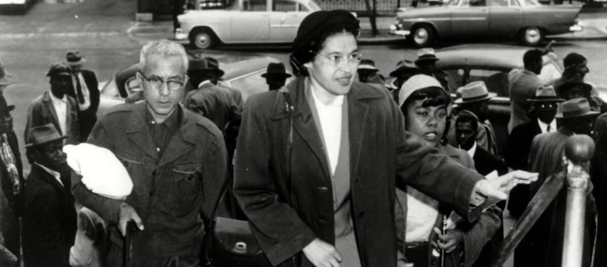 Mari de Rosa Parks