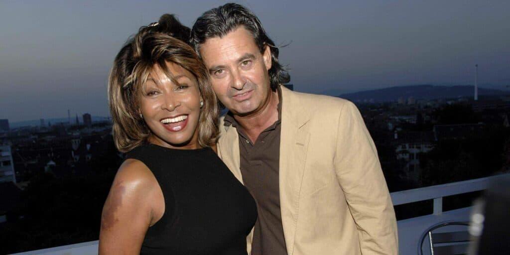 Mari de Tina Turner