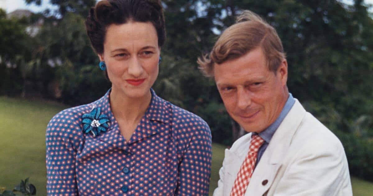 Mari de Wallis Simpson