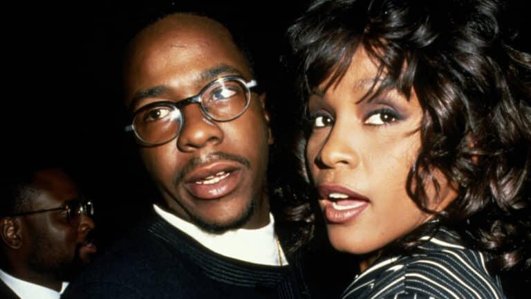 Mari de Whitney Houston
