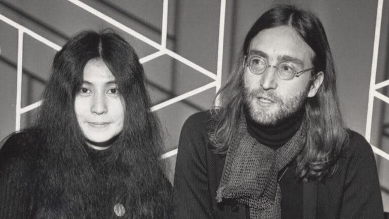 Mari de Yoko Ono